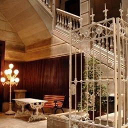 Hall de l'hôtel Lauria Hotel