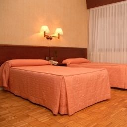 Chambre double (standard) Lauria Hotel