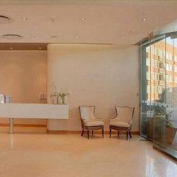 Hall de l'hôtel Holiday Inn Express PRETORIA - SUNNYPARK