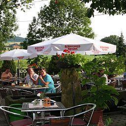 Terrasse Grüner Hof