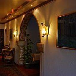 Interior del hotel Lo Smeraldo