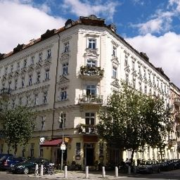 Exterior view Pension Freiraum Berlin