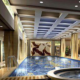 Piscina Furama Hotel Shenyang