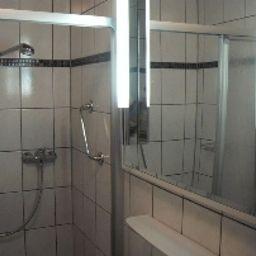Cuarto de baño Schweizerhof Landgasthof