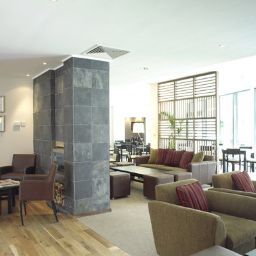 Vestíbulo del hotel Staybridge Suites NEWCASTLE