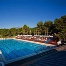 Swimming pool Atahotel Naxos Beach