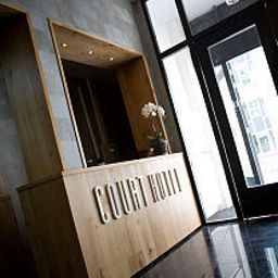 Reception Court Hotel Utrecht (Utrecht)