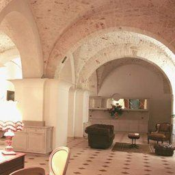 Hol hotelowy Ostuni Palace