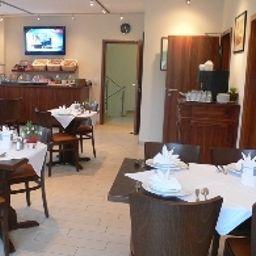 Breakfast room Rennhotel