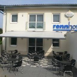 Terrace Rennhotel
