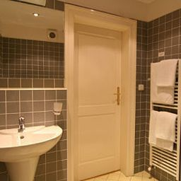 Bagno in camera Charles Bridge Residence Prague (Praha)