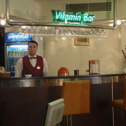 Bar de l'hôtel Cukurova Park