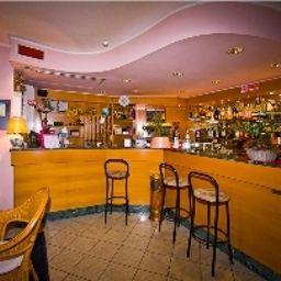 Bar de l'hôtel Il Canneto