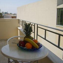 Chambre avec balcon Yakinthos