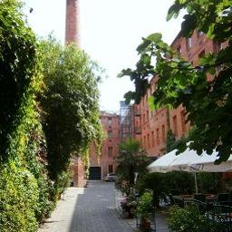 Interni hotel Fabrik