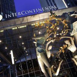 Informacja InterContinental SHANGHAI PUXI