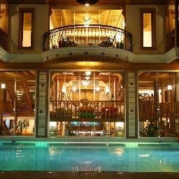 Piscina Kerme Ottoman Konak Butik Otel Akyaka