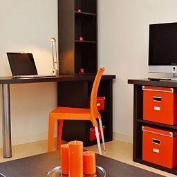 Room Park & Suites Confort Nantes Saint Herblain Résidence de Tourisme