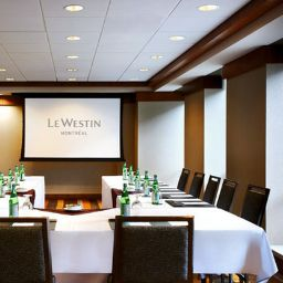 Conference room Le Westin Montreal