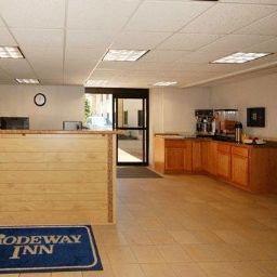 Hall de l'hôtel Rodeway Inn & Suites Milwaukee Airport