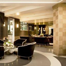 Hall de l'hôtel HOTEL SHANGRI-LA