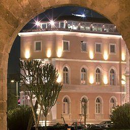 Widok zewnętrzny Ortigia Grand Hotel