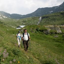 Info Mittlenberghütte - Binntal Alpinhütte