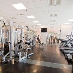 Fitness Pinnacle Hotel at the Pier North Vancouver (British Columbia)