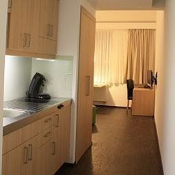 Appartement apart2stay Luxembourg (Luxembourg District)