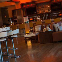 Bar de l'hôtel Renaissance Palm Springs Hotel