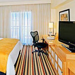 Chambre Renaissance Palm Springs Hotel