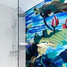 Badezimmer art'otel cologne by park plaza
