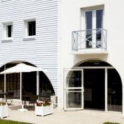 Vue extérieure Kyriad La Rochelle Centre