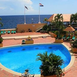 Pool Plaza Curacao Hotel & Casino Willemstad