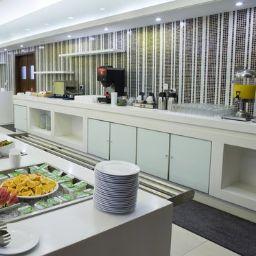 Ristorante Holiday Inn Express SHANGHAI JINQIAO CENTRAL