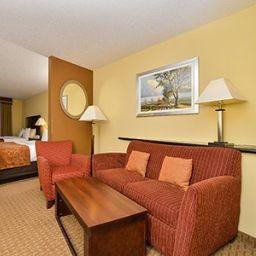 Suite Comfort Suites Hummelstown - Hershey