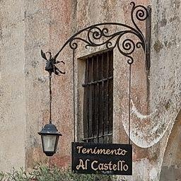 Widok zewnętrzny Al Castello