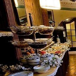 Bufet śniadaniowy Al Castello