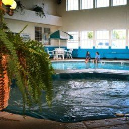 Pool ANGEL INN Branson (Missouri)