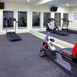Fitness Holiday Inn Express SAN PEDRO SULA