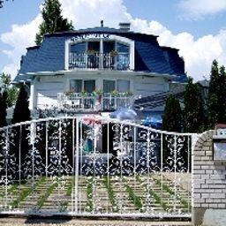 Exterior view Villa Rosa