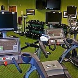 Fitness Fairfield Inn & Suites Tampa Fairgrounds/Casino Brandon (Florida)