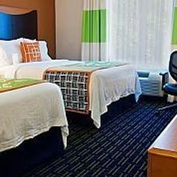 Camera Fairfield Inn & Suites Tampa Fairgrounds/Casino Brandon (Florida)