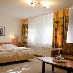 Chambre double (confort) Zur Krone Garni-Hotel