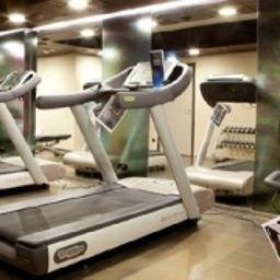 Fitness RADISSON SONYA ST. PETER