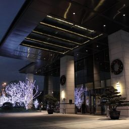 Vista esterna InterContinental SHANGHAI EXPO
