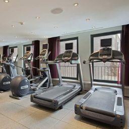 Fitness Hilton The Hague