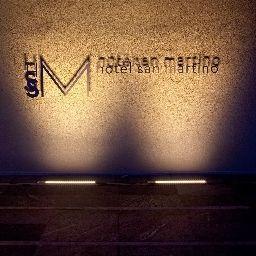 Vista exterior Quality Hotel San Martino