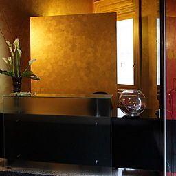 Hall de l'hôtel Clocchiatti Villa & Next
