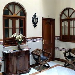 Холл Roma Hostal Seville (Andalusien)